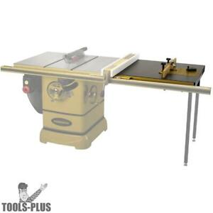Powermatic 6827045b 30 5 X 39 Accessory Workbench For Pm2000 Table Saw New