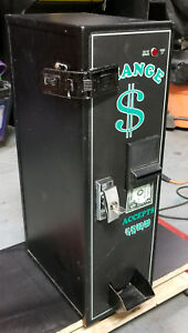 American Changer Ac 1001 Change Machine Arcade Machine 1 5 10