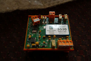 Eurotherm Drives Strain Gauge Amplifier 5530 2 New With Instructions