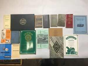 Lot Of Trade tool Catalogs books Original And Reprints Tool Collection Saws