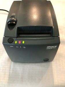 Transact Ithaca Itherm 280 Mod 280 ul 1 Pos Thermal Receipt Printer