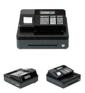 Pcrt273 Electronic Cash Register By Casio With Recipt Printer Interactive Setup