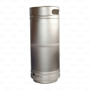 1 6 Barrel Stainless Steel Commercial Beer Kegs 5 Gallon Sanke D Spears Sixtel