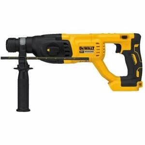Dewalt Dch133b 20v Max Xr Brushless 1 D handle Rotary Hammer Drill tool Only