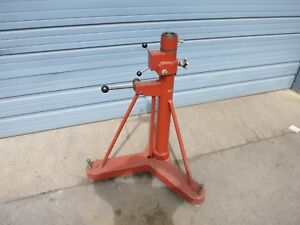 K e Keuffel Esser 9092 20 Heavy Duty Adjustable Surveying Tripod Transit Stand