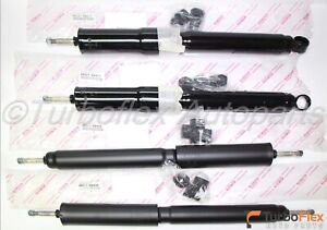 Toyota Land Cruiser 1993 1997 Fjz80 Front Rear Shock Set Of 4 Genuine