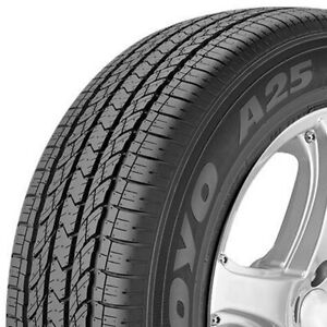 2 New 235 65r18 Toyo Open Country A25 235 65 18 Tires