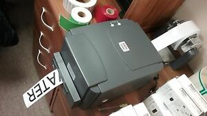 Kroy K4350 Heat Shrink Wire Marker wire Wrap Label Printer System Complete