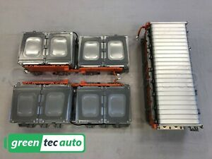 Nissan Leaf Battery Modules 2012 Lot Of 48 G1 7 6v Tested 50ah Oem Busbar