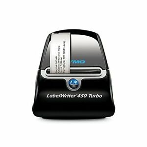 Dymo Labelwriter 450 Turbo Thermal Label Printer 1752265 New