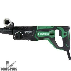 Hitachi Dh26pf 1 Sds Plus d Handle Rotary Hammer New