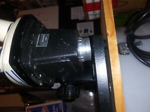 Bausch Lomb Nice Stereozoom 4 Microscope Boom Stand 0 5 Aux Lens