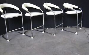 Thonet Ss33 Bar Stools By Anton Lorenz Original Chairs