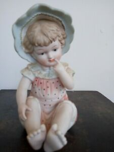 Piano Baby Figurine
