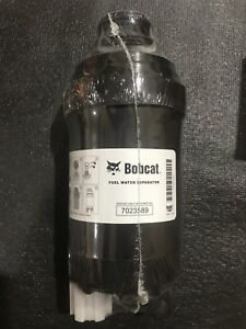 Oem Bobcat Fuel Filter 7023589 For S450 S510 S530 S550 S570 S590 S595