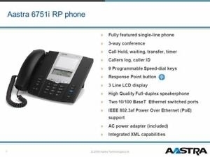 Aastra Voip Phone System