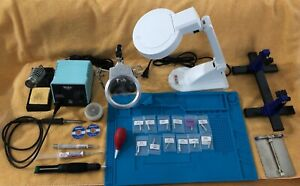 Weller Wes51 Analog Soldering Station With Extra s