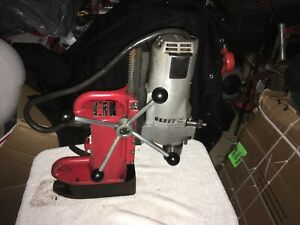 Milwaukee Electromagnetic Still Press 4262 1 Drill Motor