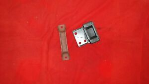 1951 56 Ford 3 Speed Transmission Mount And Mount Clamp