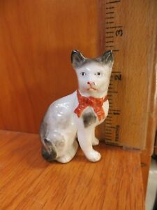 Antique Germany Cat 2 5 Inches High