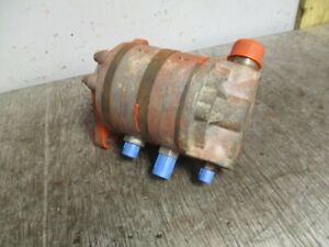Allis Chalmers 170 175 Farm Tractor Hydraulic Pump