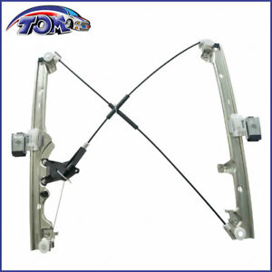 Power Window Regulator Only Front Right For Silverado Sierra Avalanche 740 645