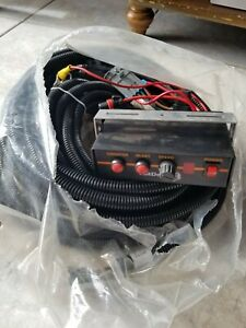 Saltdogg Tgs Harness And Controller 3015371