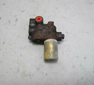 1977 1979 Bmw E21 320i Early Rear Brake Pressure Regulator Abs Ate Oem