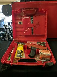 Hilti Dx36m Semi Auto Powder Actuated Nail Gun