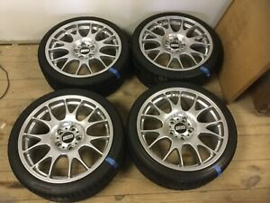 Bbs Ch004 Set Of 4 Wheels Bmw 335 535 528 530 330 328 Xi 19 120x5