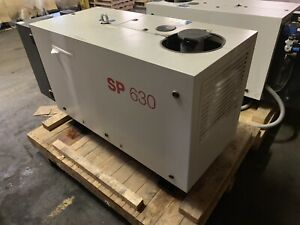Oerlikon Leybold Sp630 Dry Compressing Vacuum Pump 2 Available