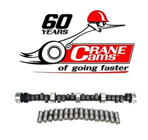 __ Crane 103072 Energizer Hydraulic Flat Tappet Cam Lifter Kit Big Block Chevy