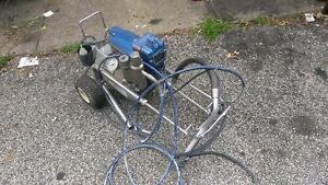 Graco Finishpro 390 Air Assisted airless Fine Finish Sprayer