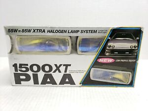 Rare Vintage 1500xt Piaa 1551 Fog Lights Kit 1997 Sealed