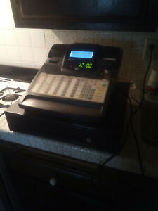 Tec Electronic Cash Register Ma 600 1 Series