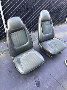 1970 Dodge Charger Challenger Coronet Bucket Seats Original And Nice E Body