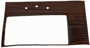 Console Insert For 1969 Chevrolet Camaro 4 Speed Shifter Woodgrain Made In Usa