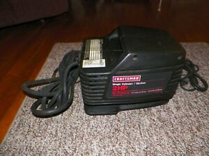 Craftsman Single Cylinder Oil Free 2 Hp Protable Air Compressor 125 Psi Max