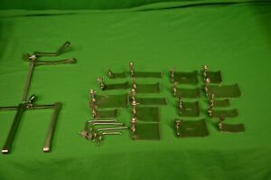 V Mueller And Codman Retractors And Blades A Condition Large Lot