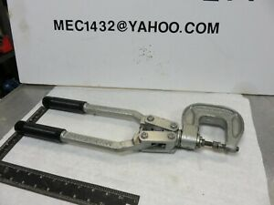 Roper Whitney 4 Rivet Squeezer aviation Riveter Di acro Pexto Excellent