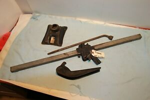 70 Chevrolet Bumper Jack 15 16000 Series Except Station Wagon