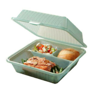 Get Ec 09 1 ja Eco takeouts trade 9x9 To Go Food Container 1 Dozen
