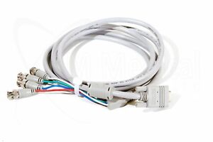 Olympus Mh 984 Photo Cable Cv 160 180 190 Processor To Printer monitor Oem