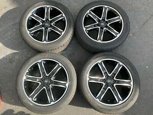 2019 Ford Expedition Stealth Factory 22 Wheels Tires Oem Rims Kl1j1007aa F150