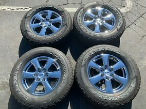 Four 2019 Ford F150 Factory Pvd 18 Wheels Tires Oem Rims Jl341007bc 10168