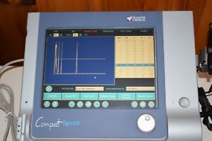 Quantel Compact Touch Screen A scan Biomter