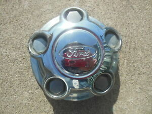 Ford Explorer Ranger Wheel Center Cap 97 98 1999 2000 2001 Yl54 1a096 Ba Chrome