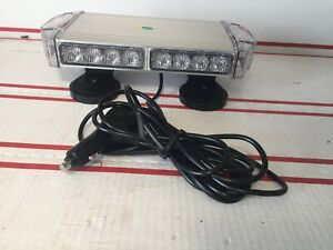 Brand New 10 Led Lightbar Mini Whelen Galls Sho Me Code 3 Led Outfitters