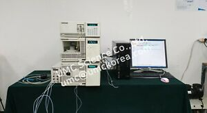 used Agilent Hp 1050 Hplc System Used Condition pump detector autosampler