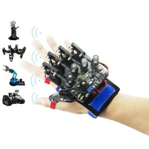 Lobot Open Source Wireless Remote Control Somatosensory Glove Hand Controller